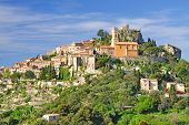 Eze,french Riviera,France