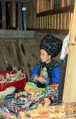 Miao Minority Woman