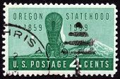 Oregon Statehood , Centenary