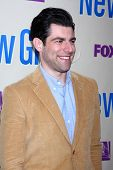 LOS ANGELES - APR 30:  Max Greenfield arrives at cAn Evening with