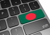 stock photo of bangladesh  - Bangladesh image with hi - JPG