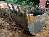 Backhoe Scoop