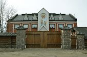 stock photo of murmansk  - Church in Murmansk - JPG