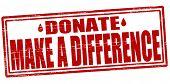 Постер, плакат: Make A Difference