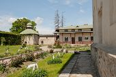 pic of suceava  - Slatioara Monastery in Bucovina - JPG