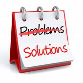 stock photo of solution problem  - Solutions and Problems - JPG