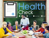 foto of medical condition  - Health Check Diagnosis Medical Condition Analysis Concept - JPG
