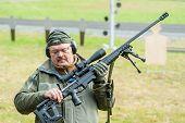 image of sniper  - Nizhniy Tagil - JPG