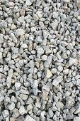 pic of fraction  - Background of stone rubble large fraction gray vertical orientation - JPG