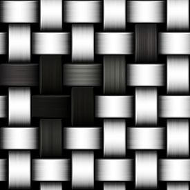 foto of grayscale  - Illustration of the grayscale knitted seamless background texture - JPG