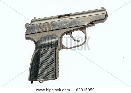 pm hand gun