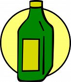 image of mezcal  - liquor bottle - JPG