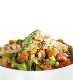foto of stir fry  - Healthy chicken Stir Fry - JPG
