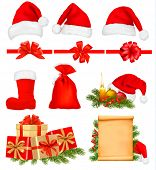 pic of polly  - Set of Christmas objects - JPG