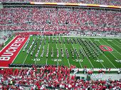 COLUMBUS, OHIO - SEPTEMBER 2: The Ohio State Buckeyes open their season September 2, 2010 in Columbu