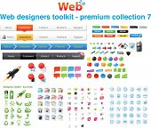 Web designers toolkit - Premium collection 7