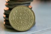 pic of shilling  - pic of Old coins from europe - JPG