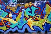 image of graff  - graffiti graffiti street urban art color paint - JPG