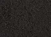 picture of tar  - Freshly surfaced tarmac or asphalt road great background for resurfacing industry or motor sport - JPG