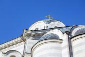 image of sevastopol  - The Vladimir cathedral in Sevastopol on territory of Chersonesos - JPG