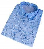 image of batik  - shirt man - JPG