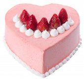 foto of ice-cake  - cake Ice - JPG
