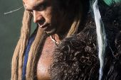 foto of werewolf hunter  - Close - JPG