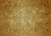 foto of taupe  - Taupe Grunge wallpaper pattern - JPG