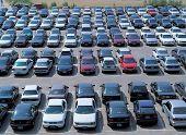 foto of parking lot  - City Life  - JPG