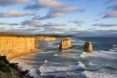 image of 12 apostles  - Twelve Apostles in Victoria - JPG