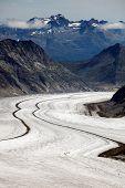 Постер, плакат: Алеч ледника Бернер Оберланд Швейцария