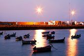 image of asilah  - Asilah Harbor - JPG