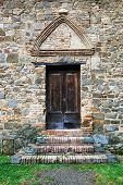 image of salvatore  - Architectural detail of Mantalcino Fortress - JPG