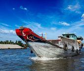 stock photo of pacific rim  - Boat - JPG