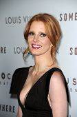 Jessica Chastain at the Premiere Of Focus Features'