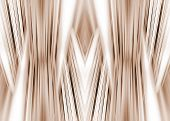 Sepia Futuristic Lines Background