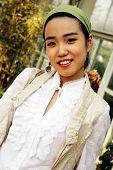 Beautiful Korean Girl poster