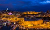 picture of saint-nicolas  - Night view of Fort St - JPG