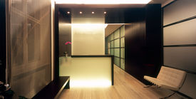 foto of commercial building  - Modern office interior of a law office in Zagreb - JPG