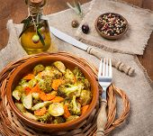 pic of brussels sprouts  - Oven - JPG