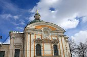 foto of olden days  - Travel Palace of the Empress Catherine in Tver Russia - JPG