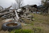 pic of katrina  - 12-28-06 Ninth Ward of New Orleans over a year after Katrina showing the devastation. - JPG
