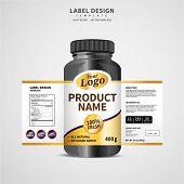 Label Design 71 poster