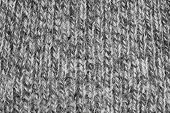picture of villi  - A fragment of a knitted fabric off - JPG