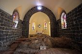 Church of the Primacy of Peter, Tabgha, Israel