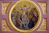 stock photo of ascension  - Ascension of Christ - JPG