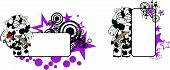pic of cherub  - animal cherub cartoon copyspace in vector format very easy to edit - JPG