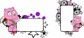 foto of cherub  - animal cherub cartoon copyspace in vector format very easy to edit - JPG