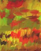 Autumn Colors Oil Paint poster