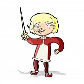 foto of muskets  - cartoon musketeer - JPG